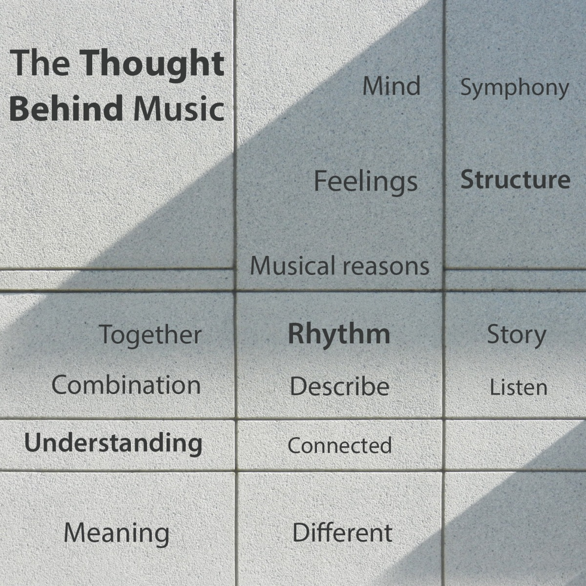 What Does MusicMean?