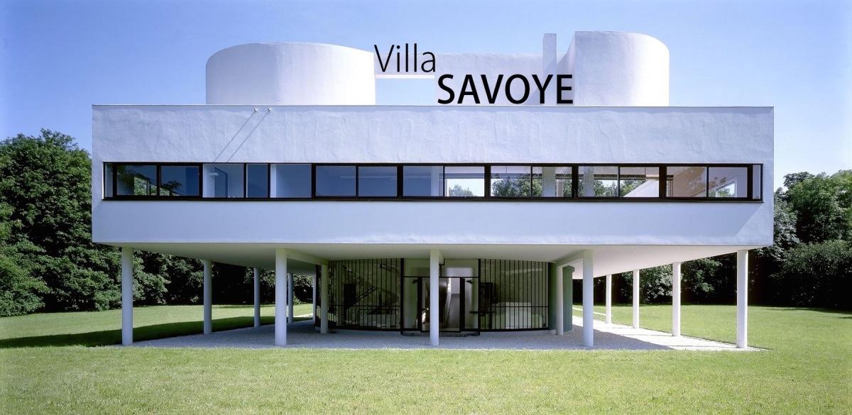 Villa Savoye Presentation